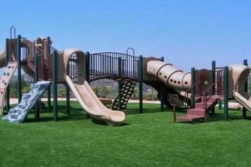Artificial Playground Grass Arizona