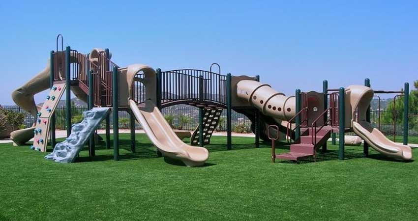 Playground Artificial Grass Fountain Hills, AZ