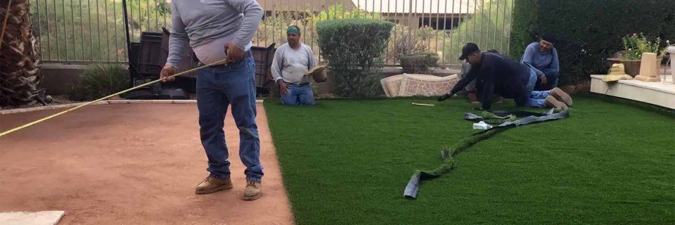 Artificial Grass Install Cave Creel AZ