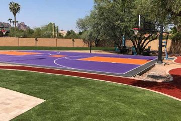 Paradise Valley Artificial grass and Sport Court