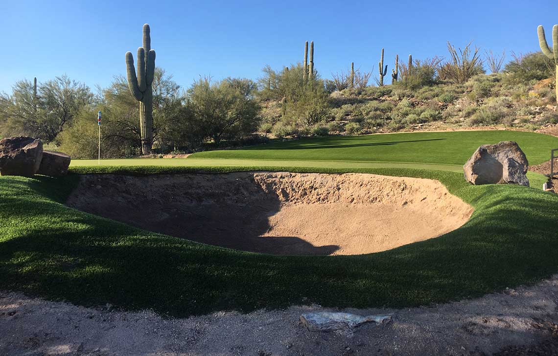 Cave Creek Putting Green