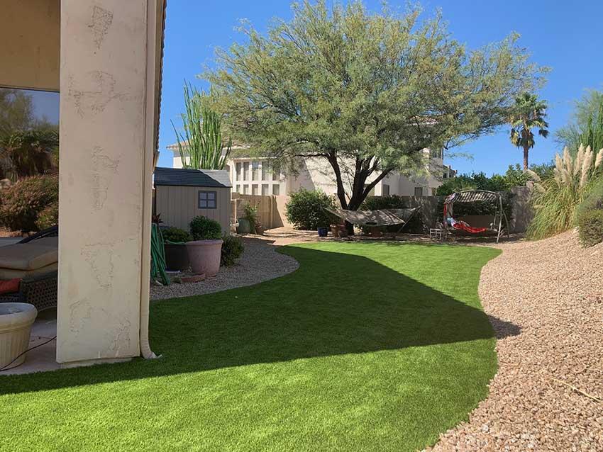 Fake Grass Scottsdale AZ 85255